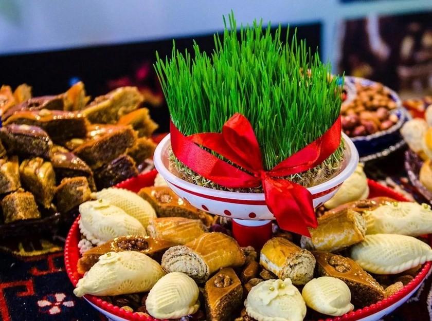 Новруз Байрамы отмечают в Азербайджане