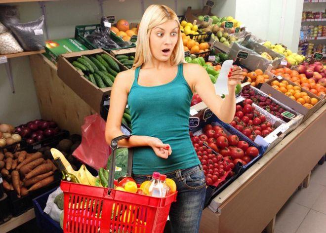 Россиян в мае ждет подорожание продуктов до 20%