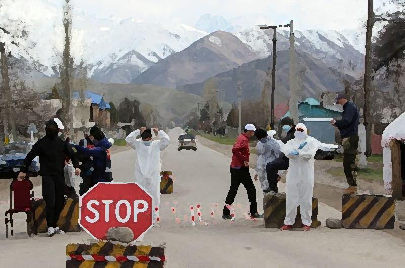 Киргизия с 11 мая отменит часть ограничений, введенных из-за коронавируса