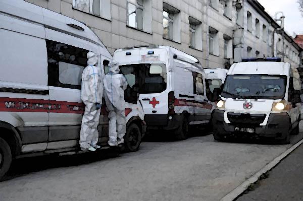 За последние сутки в России заразилось коронавирусом ещё 10 028 человек