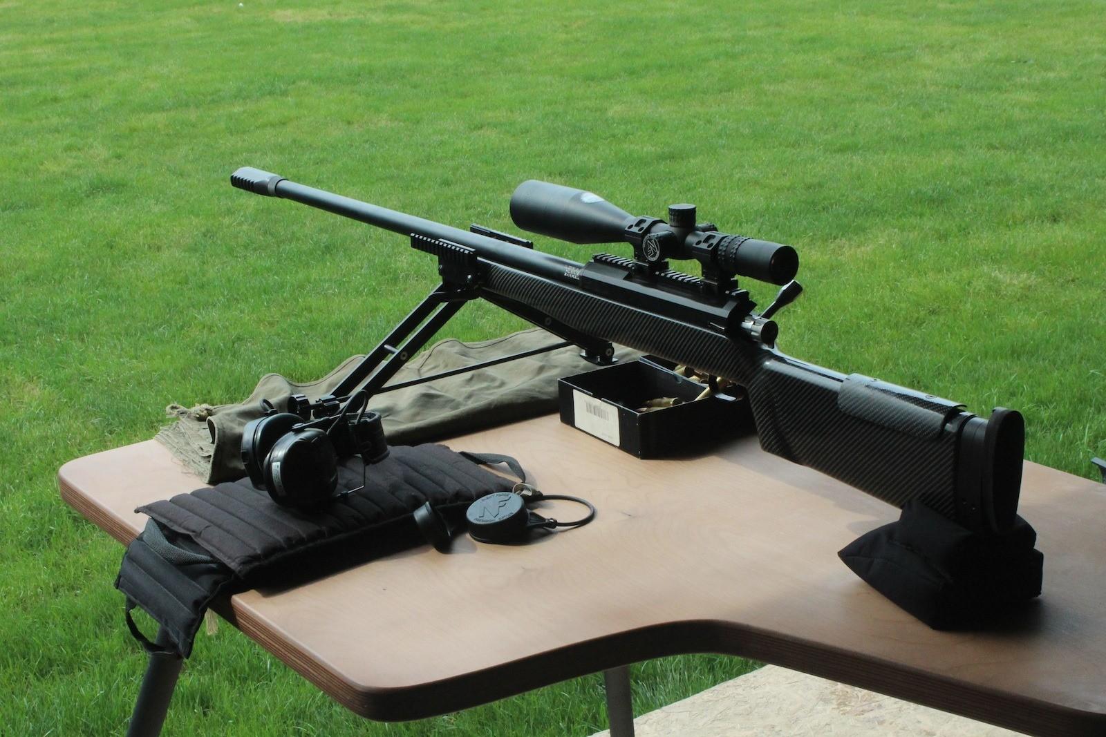 Самая дальнобойная снайперская винтовка в мире родом из России