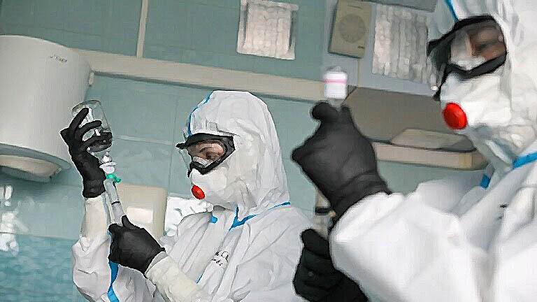 Россия вышла на 2 место в мире по числу заражённых коронавирусом
