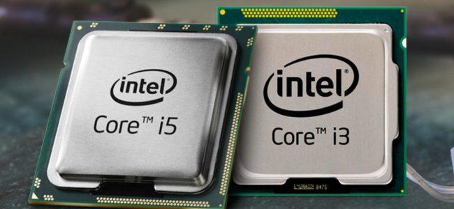 Intel core i3 или intel core i5 что лучше, в чем разница?
