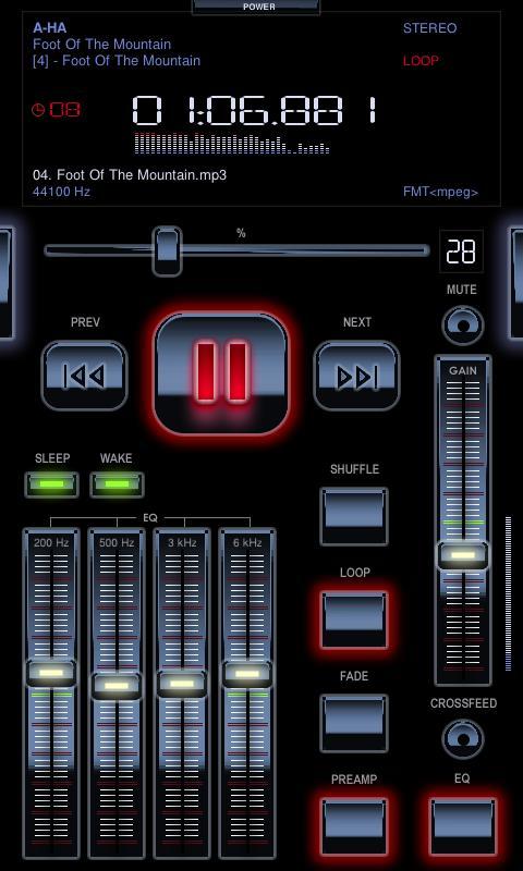 3. Neutron Music Player