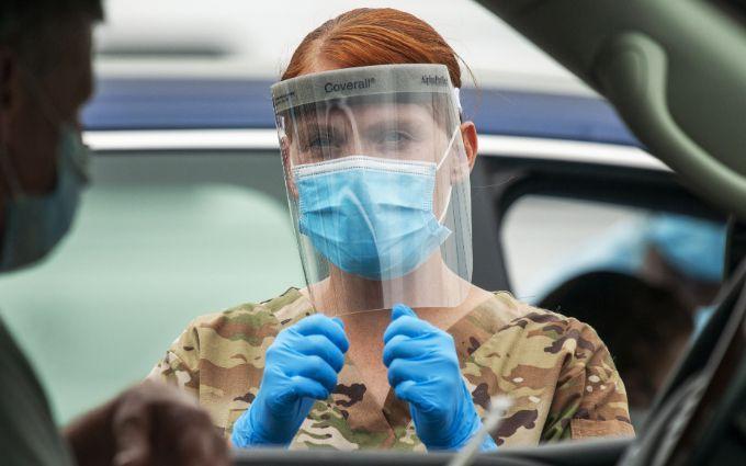 Число заболевших коронавирусов в Дагестане на 23 июня