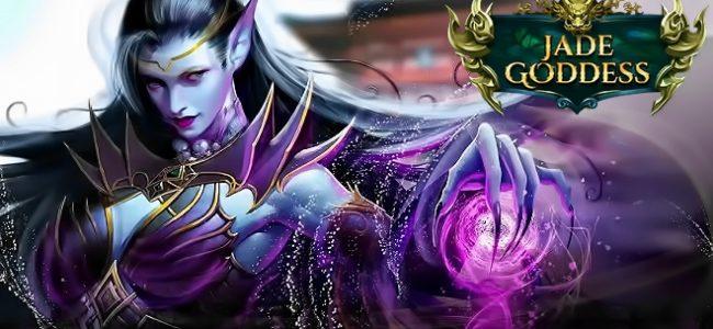 Jade Goddess новая ММО, обзор, играть онлайн бесплатно
