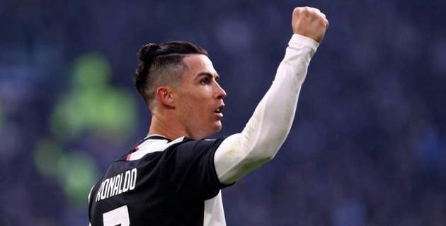 Роналду установил новый рекорд в чемпионате Италии