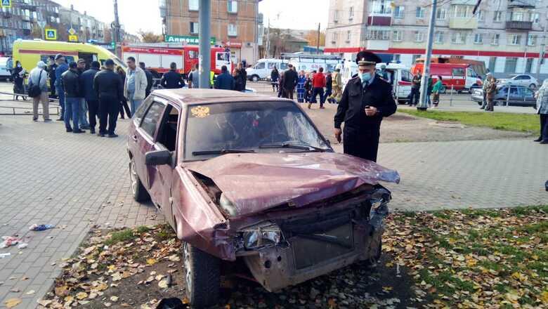 В Нижнем Тагиле ДТП с тремя авто, есть пострадавшие