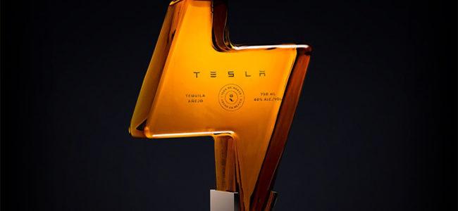 Текила от Tesla превратилась из шутки в реальность и стоит $250 за бутылку