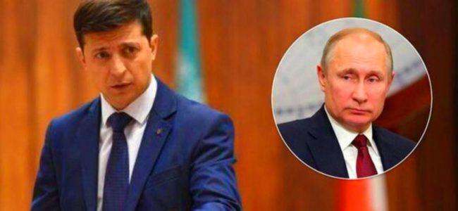 Зеленский раскритиковал Путина из за неудачного отравления Навального