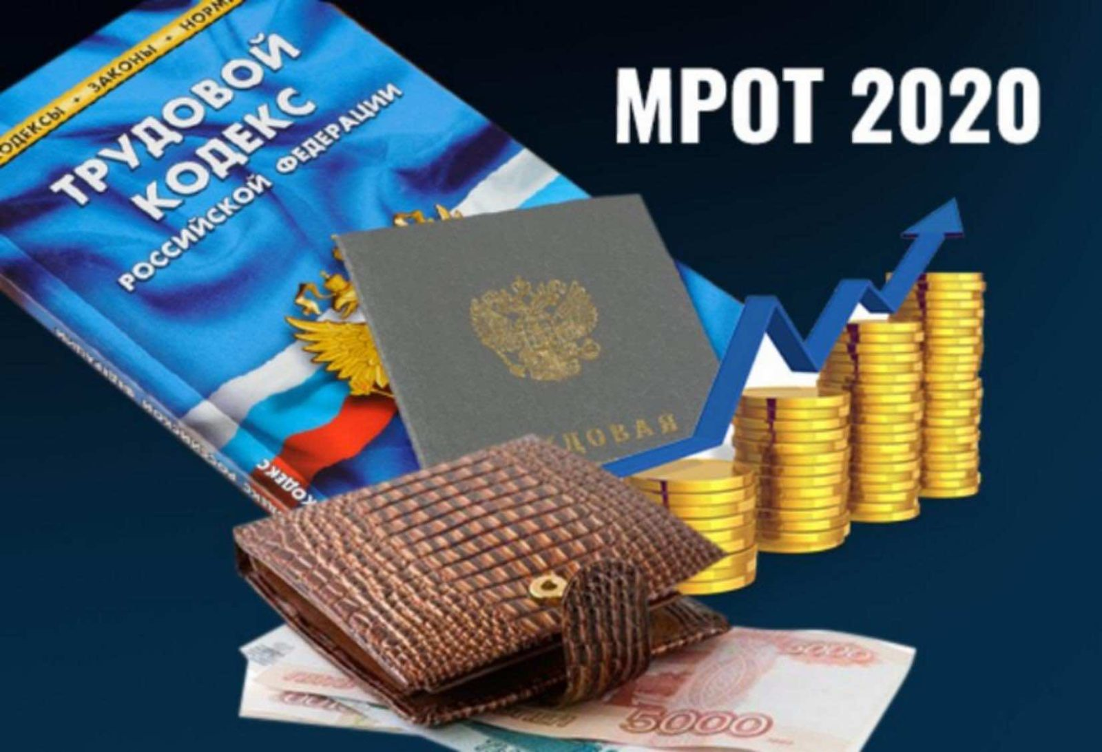 Голикова рассказала о изменения которые произойдут с МРОТ
