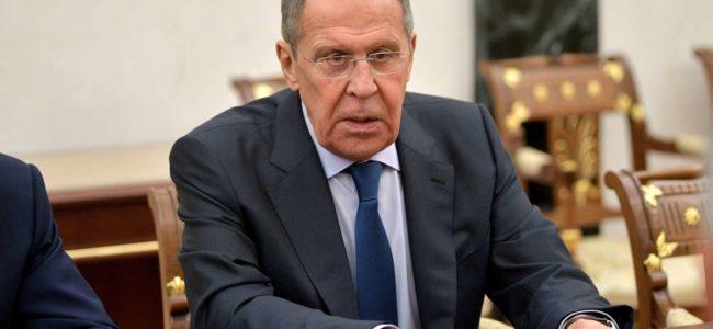 Лавров дал комментарий запрету путина на посещения Олимпиады и ЧМ