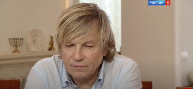 Виктор Салтыков рассказал о измене своей первой жены Ирины