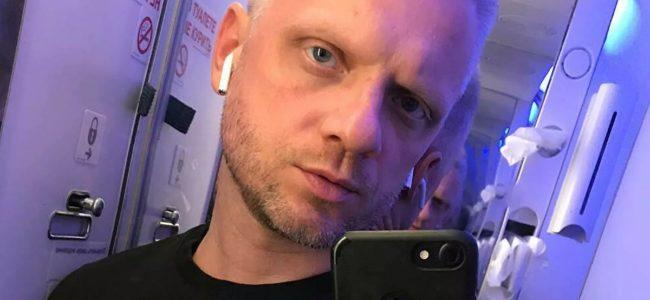 Комик и актер Александр Шаляпин найден мертвым в своей квартире