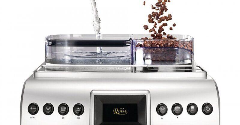 Возможности кофемашин для офиса серии Saeco Aulica Top