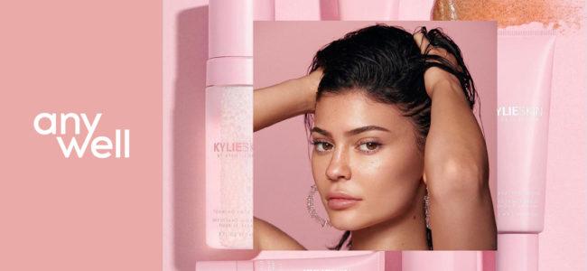 Известный косметический бренд Кайли Дженнер Kylie Skin теперь и в России