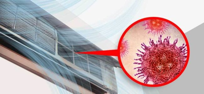 Как кандиционер способствует распространению коронавируса