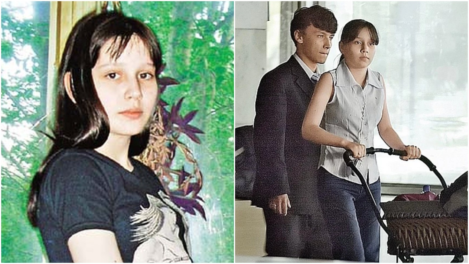 Валентина Исаева, стала мамой в 11 лет