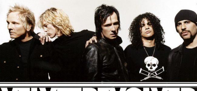 Velvet Revolver - замечательная американская хард-рок группа!