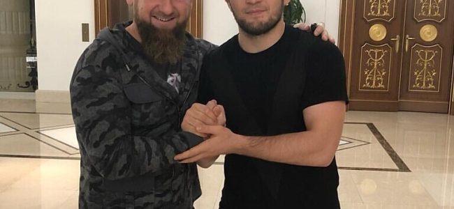 Кадыров готов заплатить любую сумму денег Хабибу, если тот сумеет победить бойца «Ахмата»