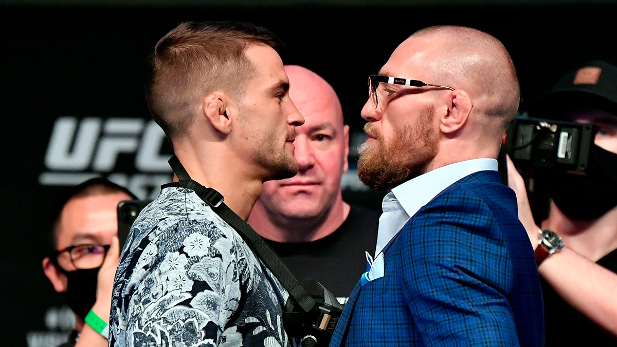 Джейк Пол тролит Конора МакГрегора перед UFC 264