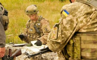 НАТО провело подготовку украинских военных