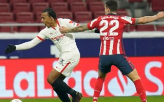 «Севилья» — «Атлетико» Мадрид: прогноз Александра Вишневского на матч Примеры